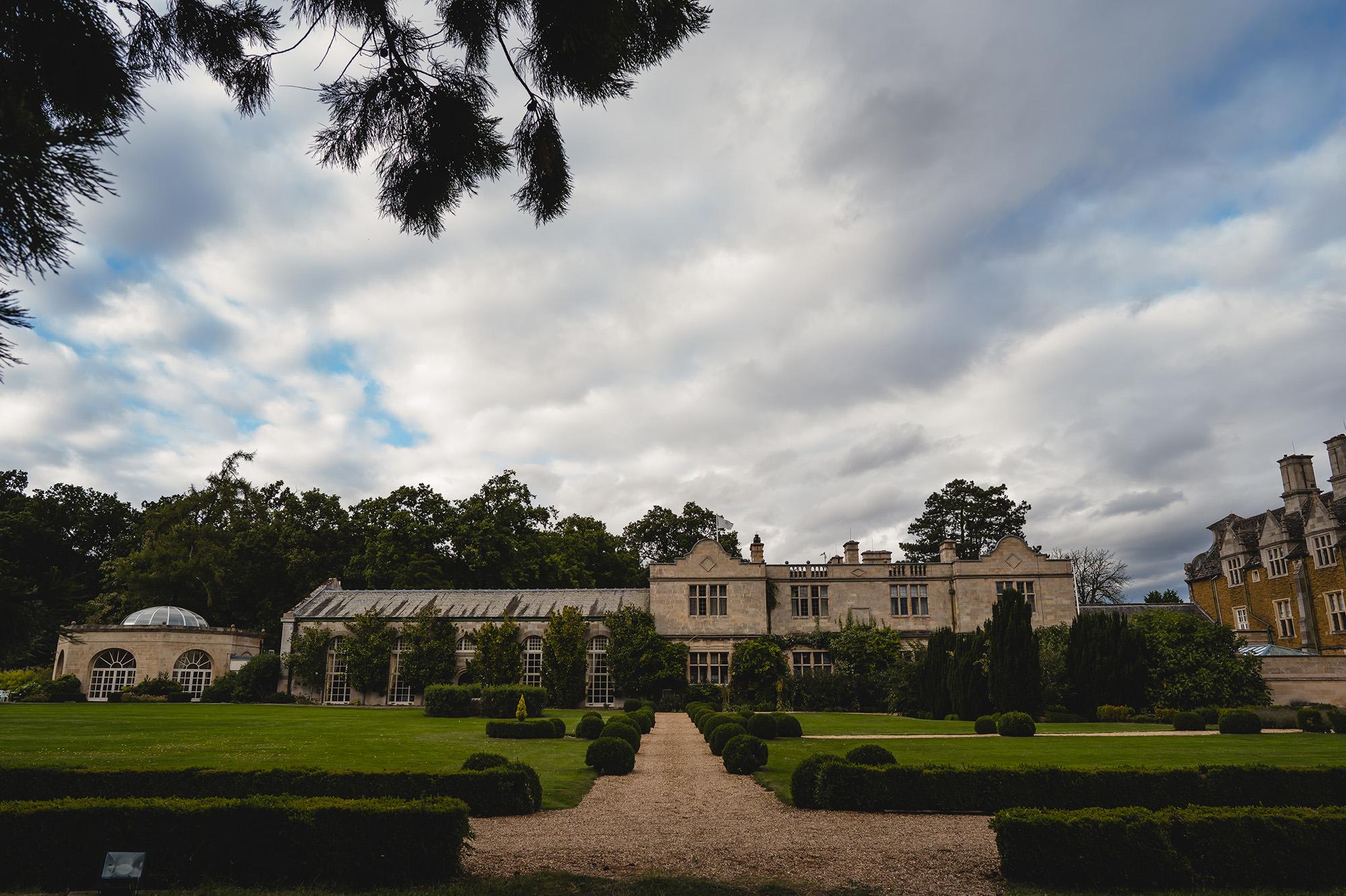 grounds of stapleford park