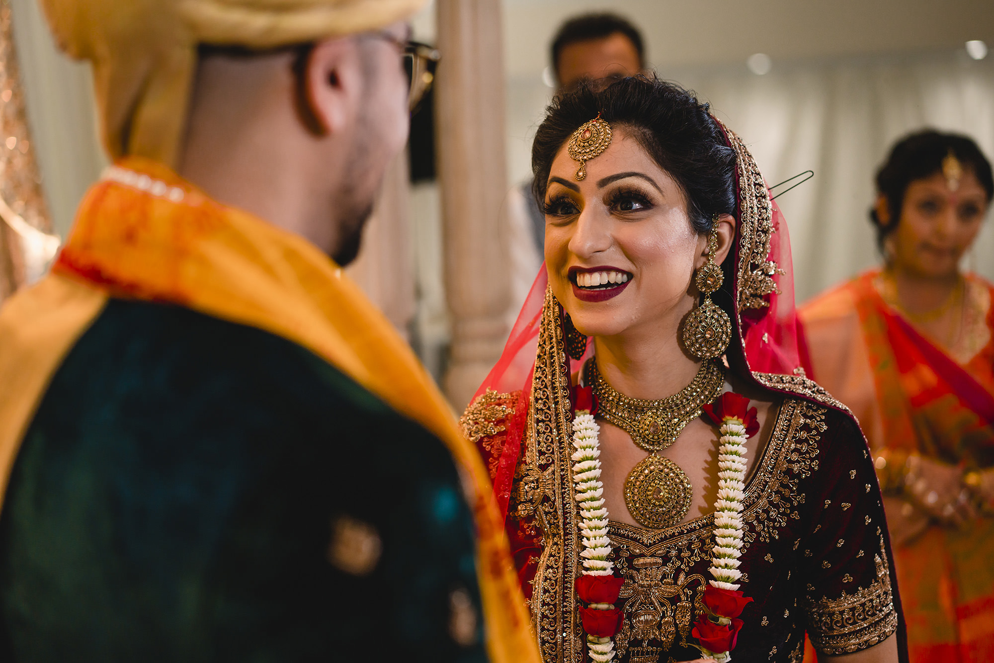hindu punjabi wedding ceremony