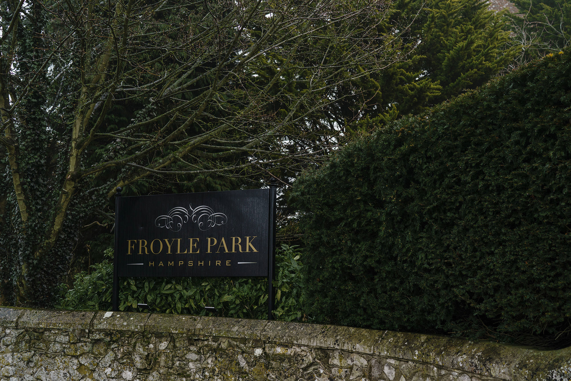froyle park wedding venue