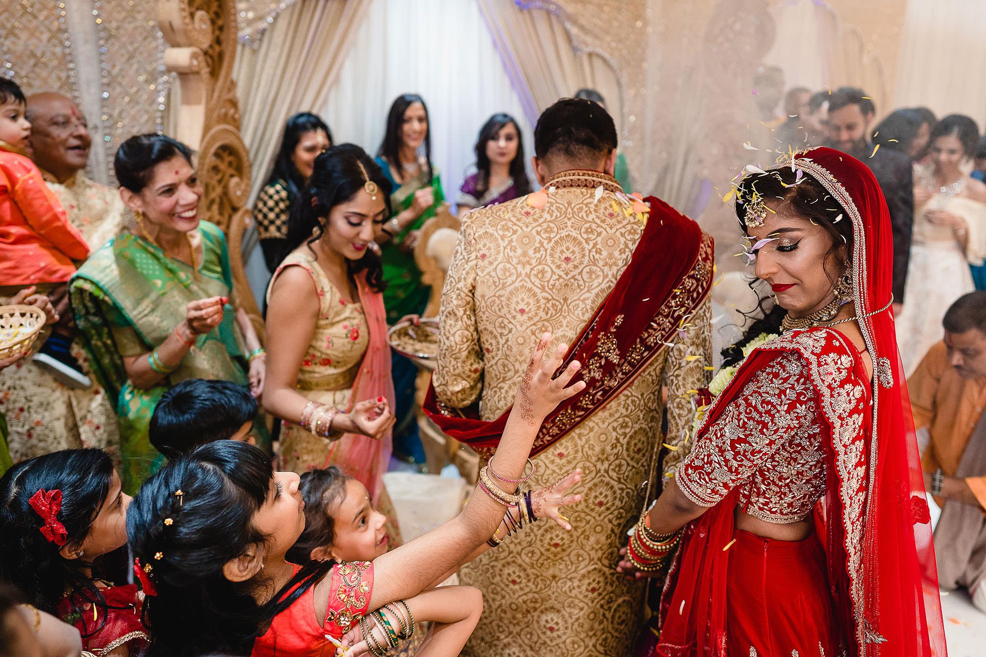 hindu wedding ceremony