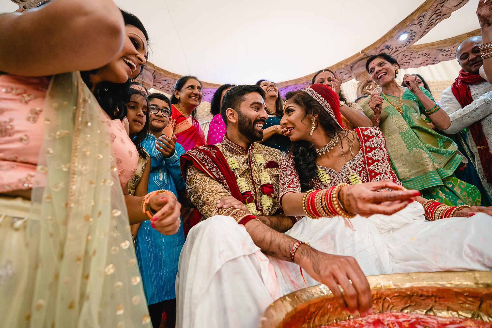 hindu wedding games at kp centre