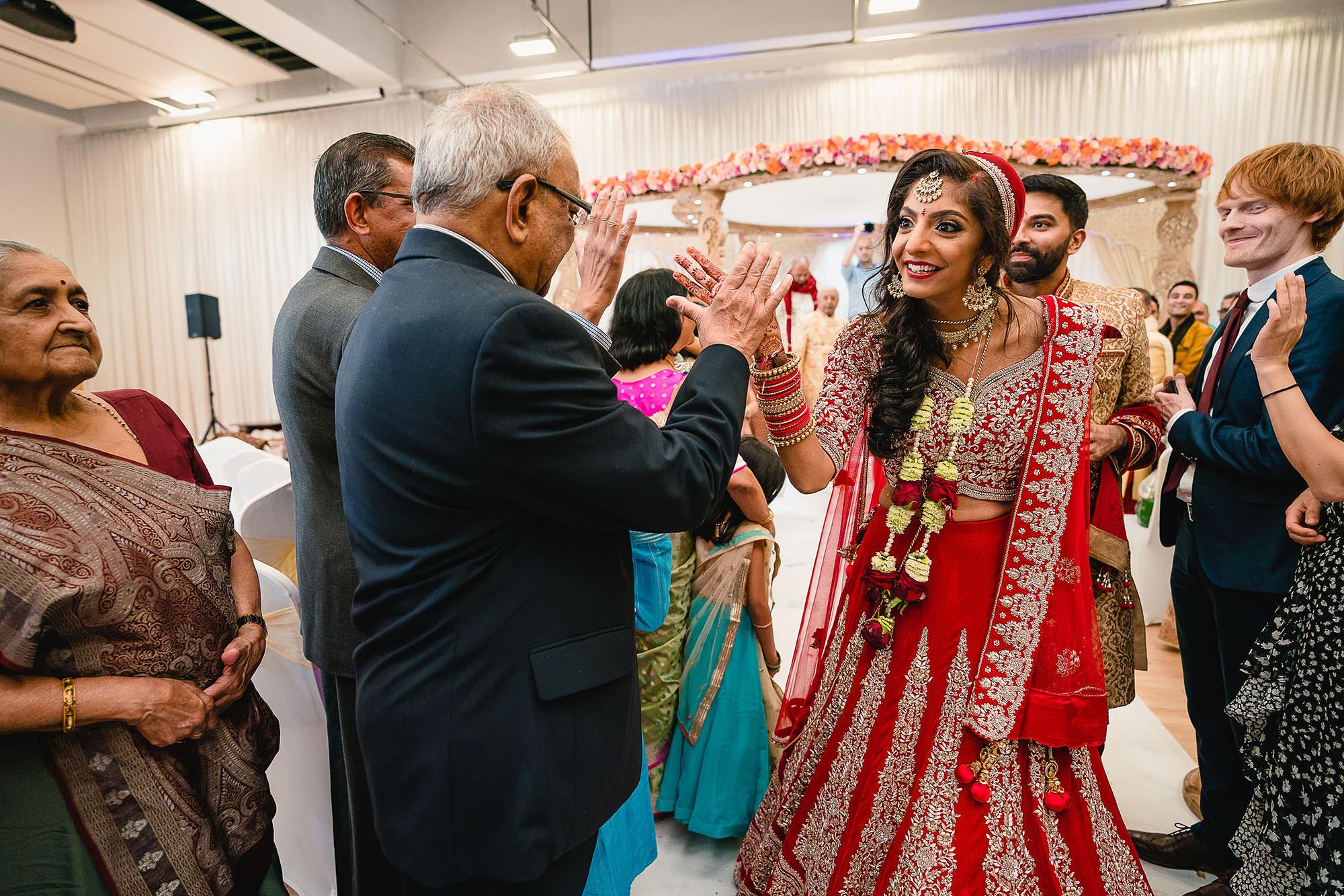 wedding vidai ceremony
