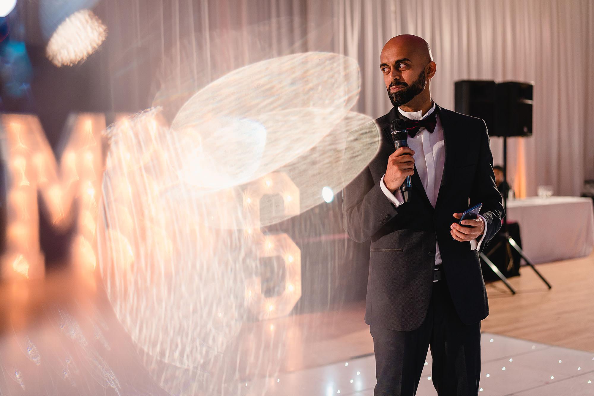 best man speech at wedding reception