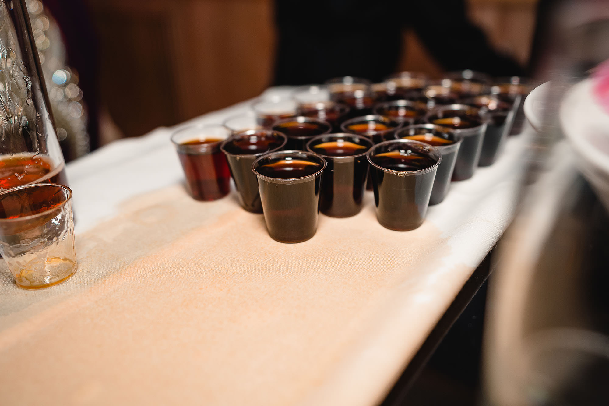 shots of jaeger