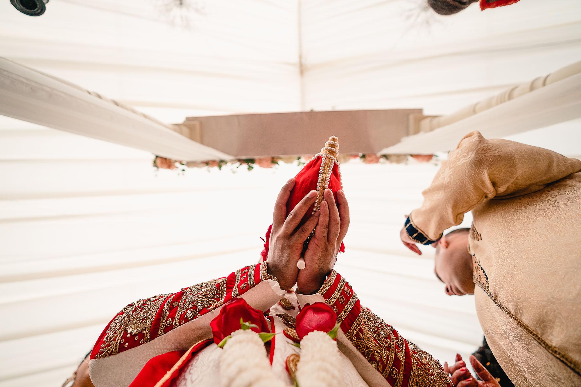 groom entrance ceremony