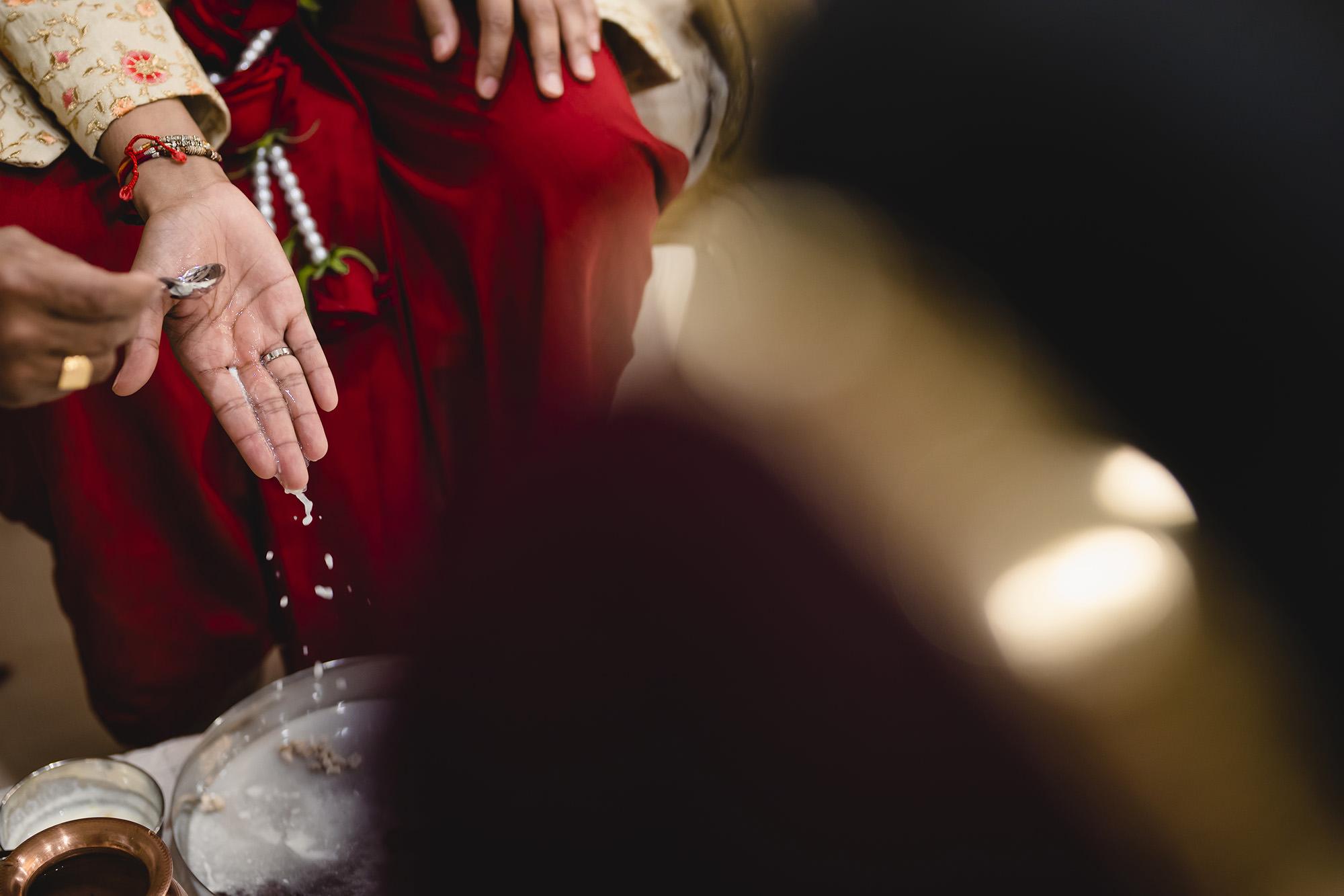 hindu wedding ceremony rituals