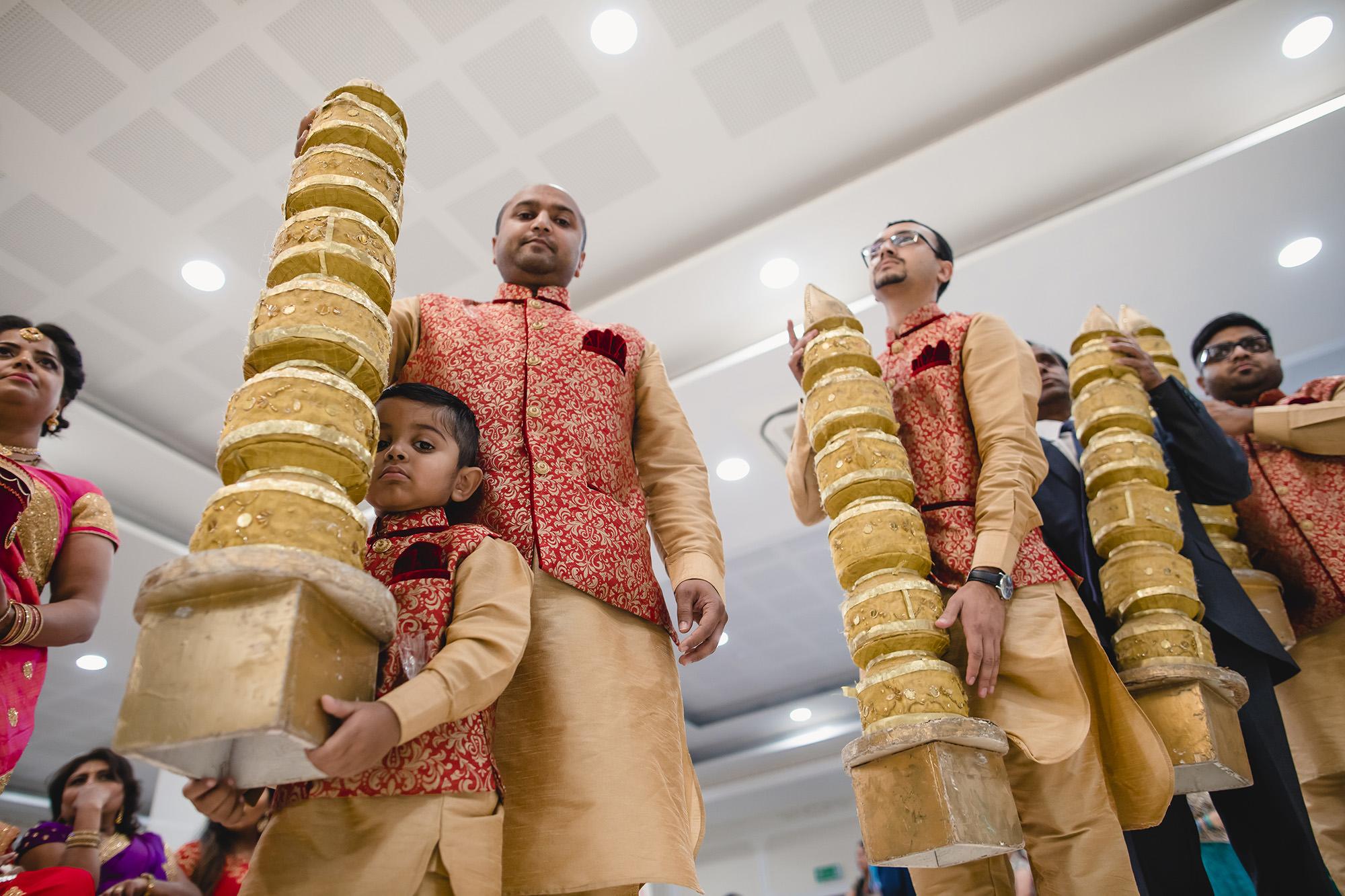 hindu wedding documentary photography