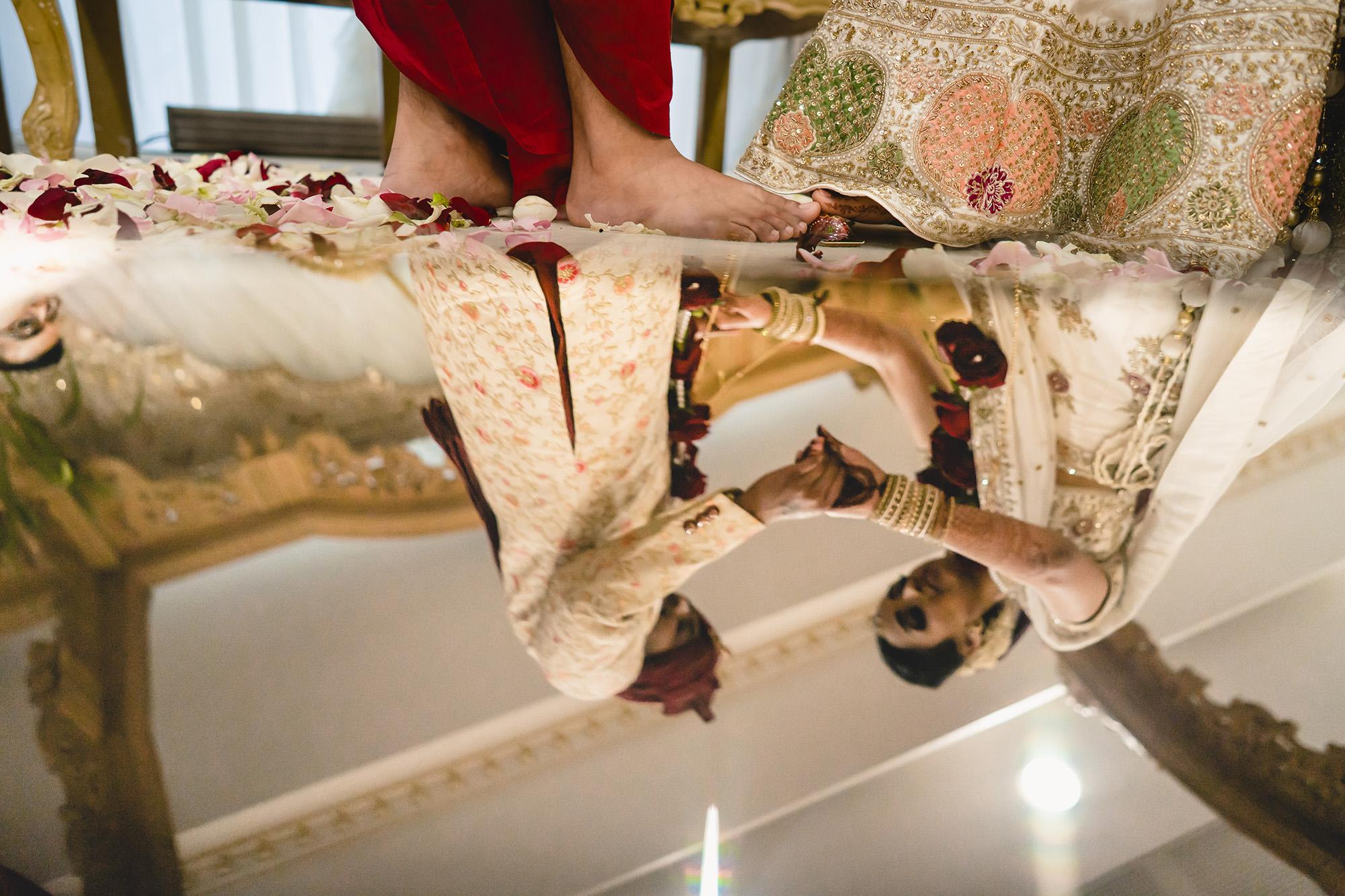 hindu ceremony reflection