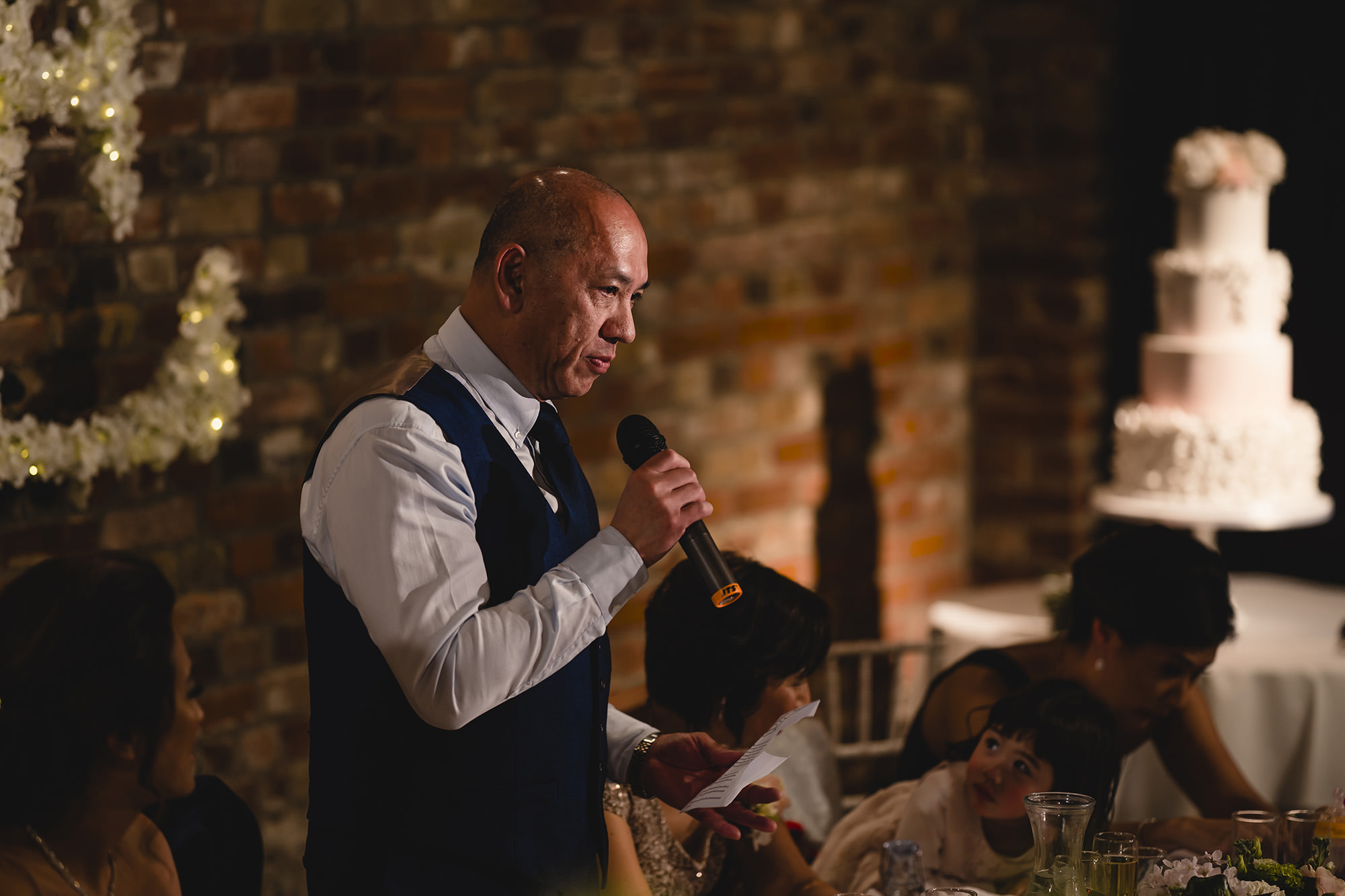 fathers speech at wedding breakfast