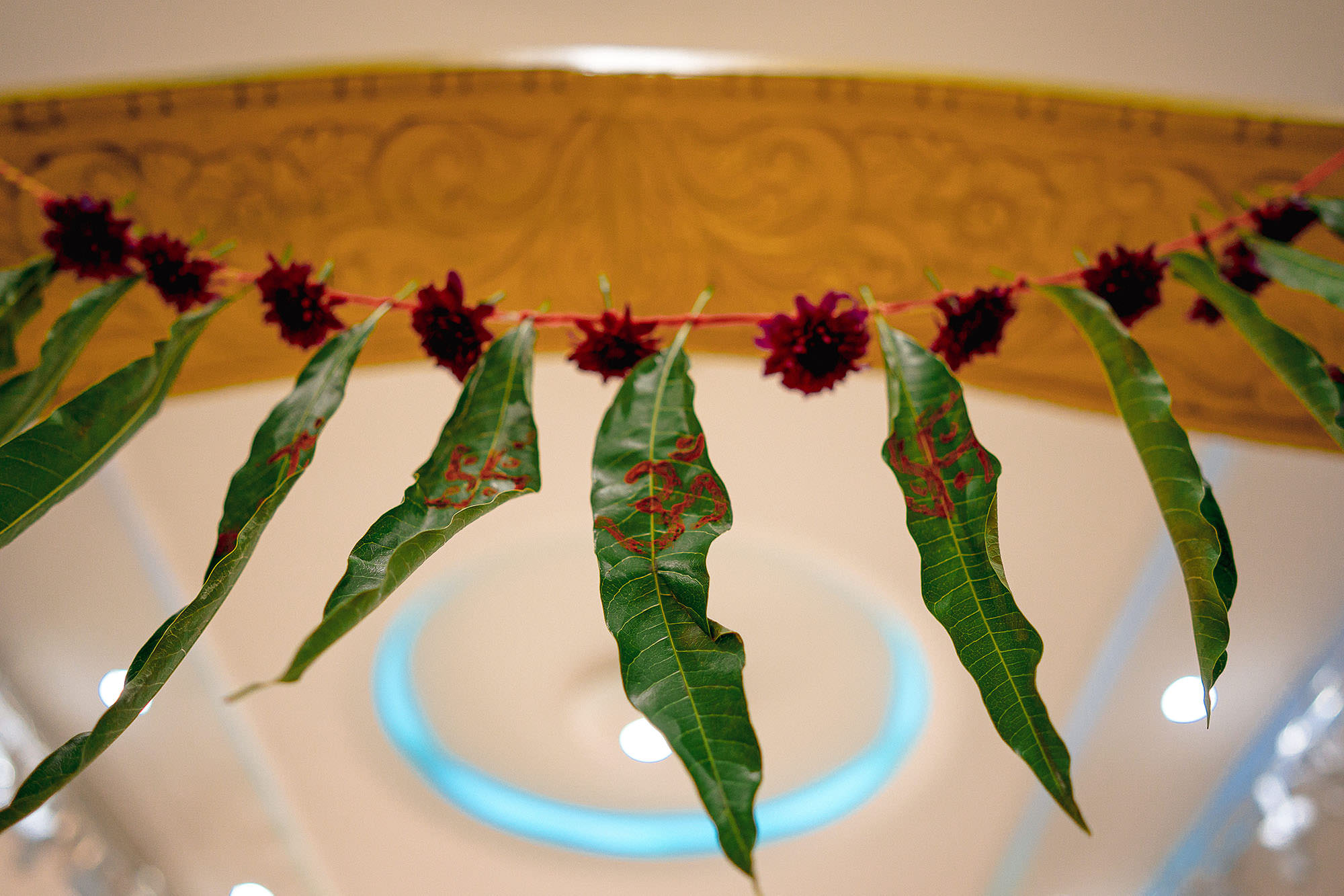 hindu wedding leicester details devan jigna