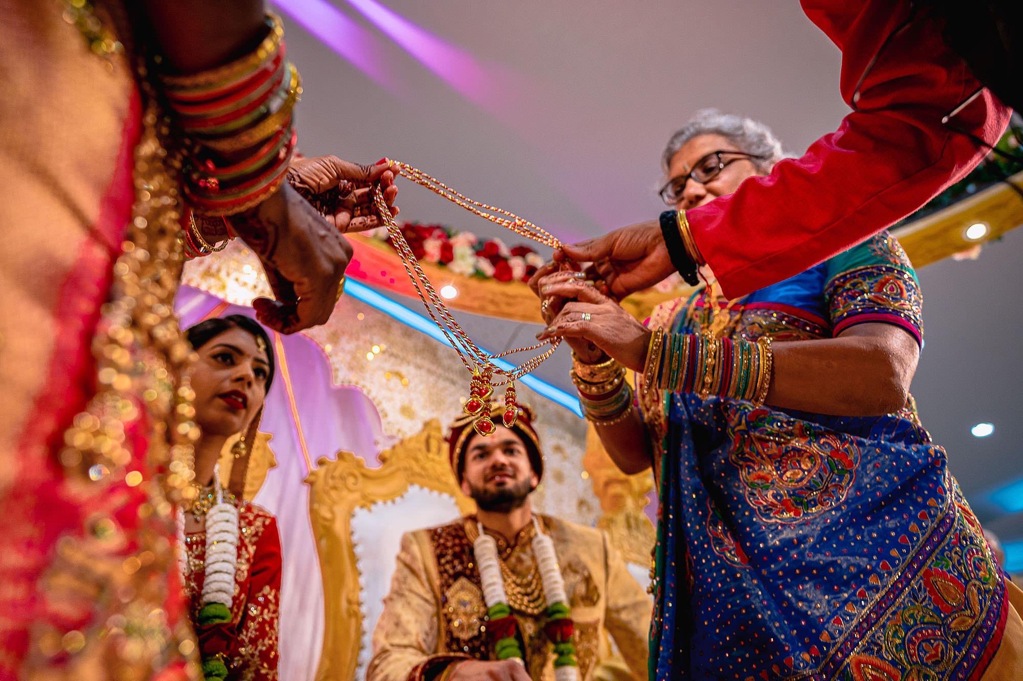 hindu wedding blessings leicester devan jigna