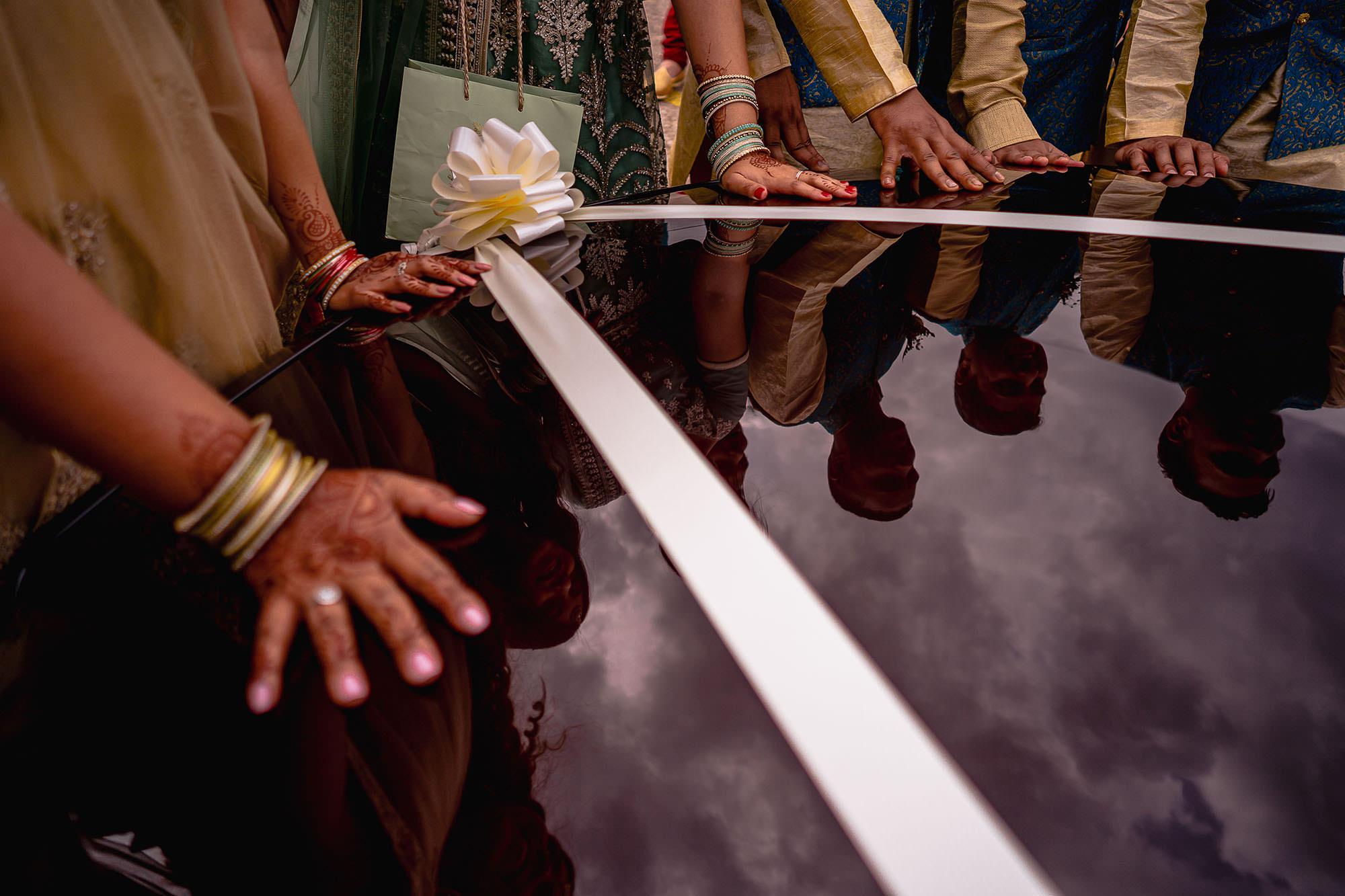 hindu wedding fun devan jigna