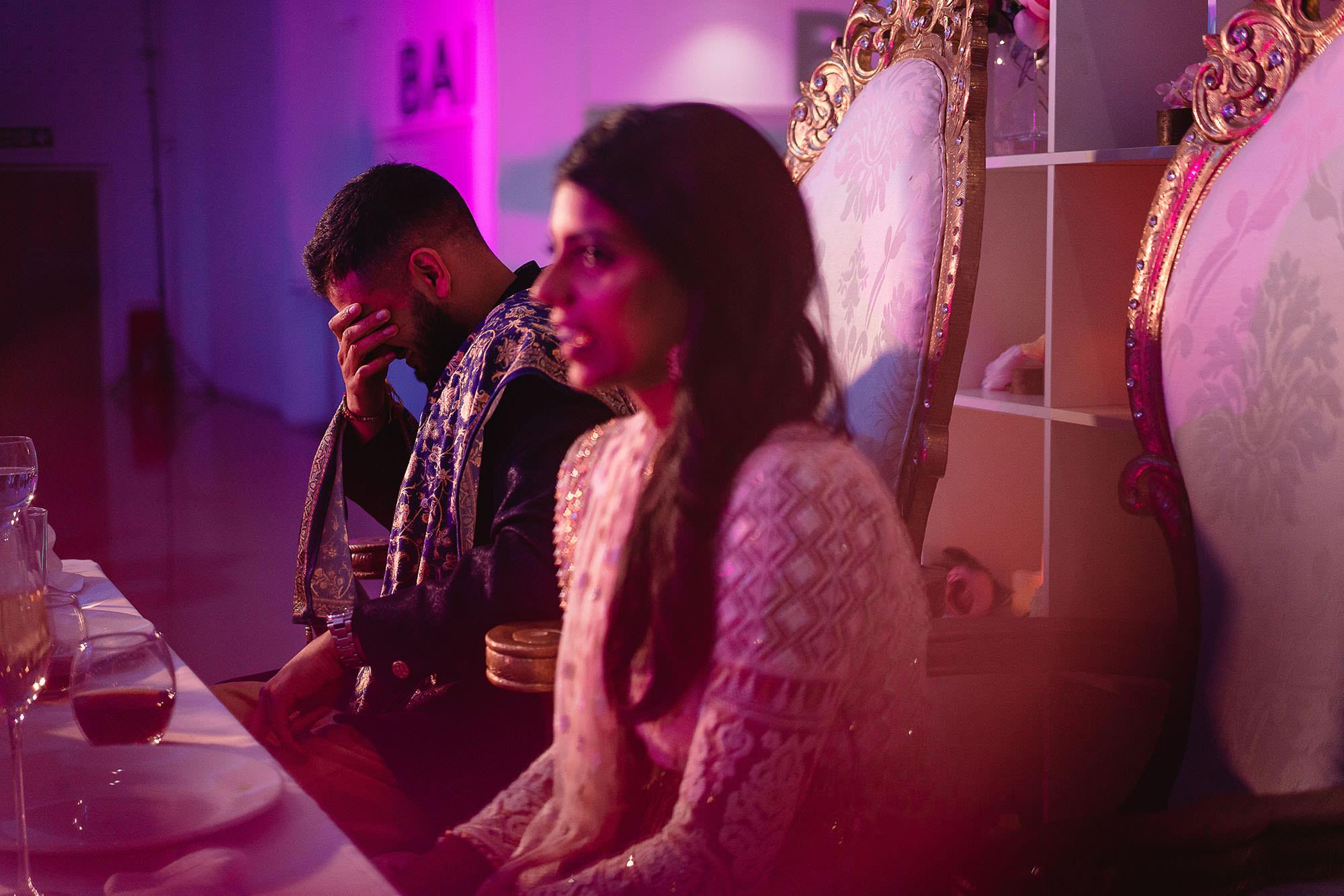 emotional wedding photography devan jigna