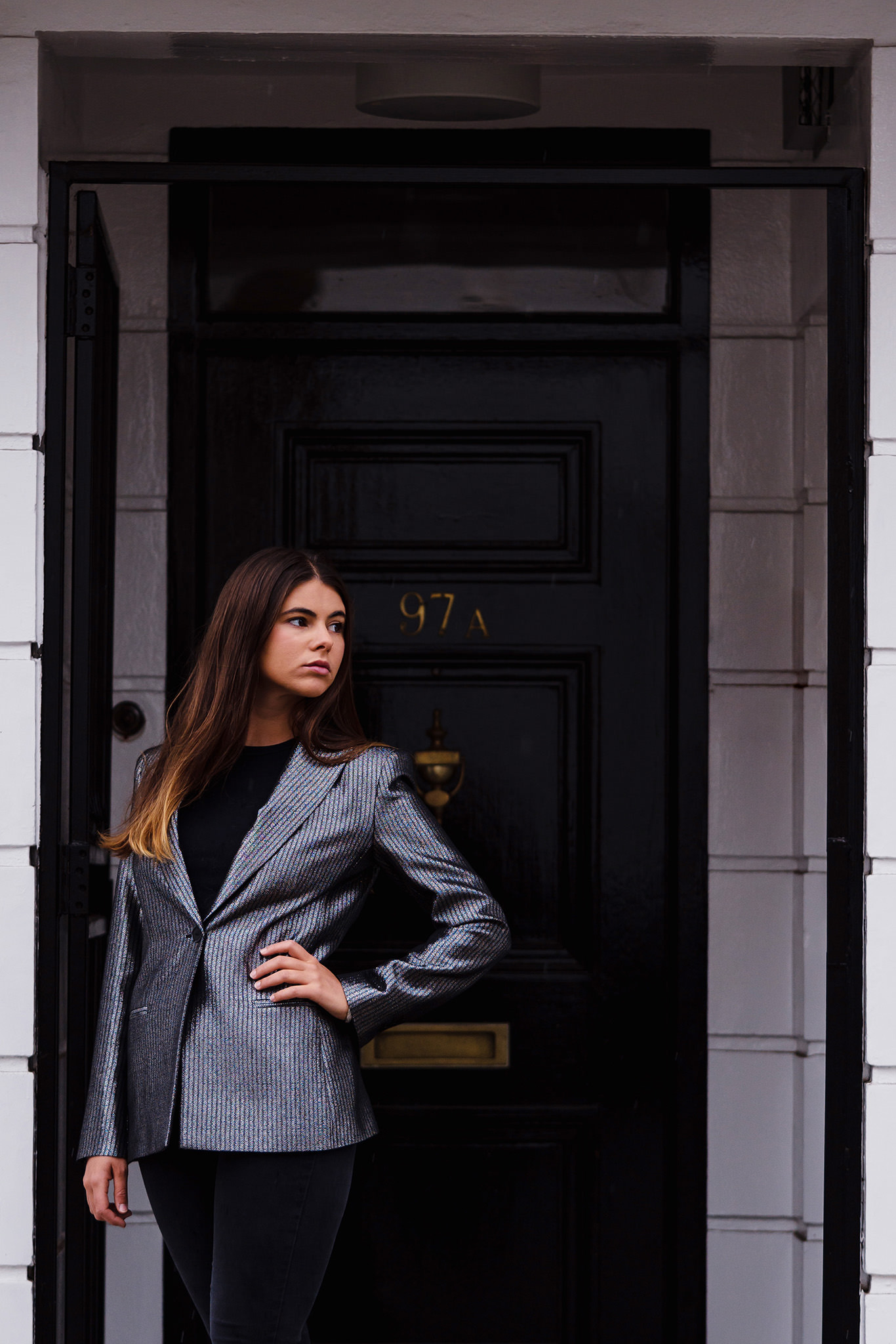 Belgravia London portrait shoot