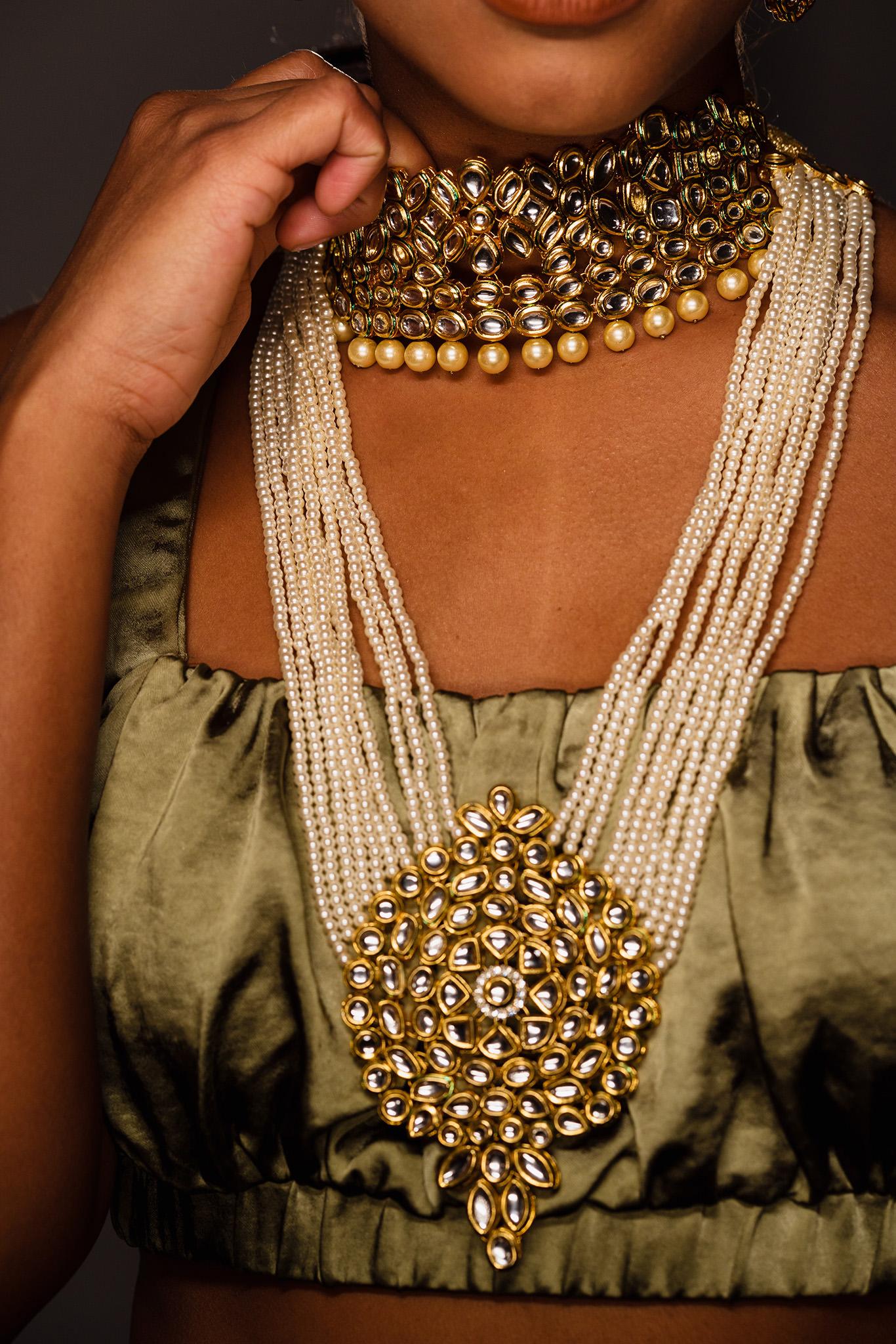jewellery product shoot