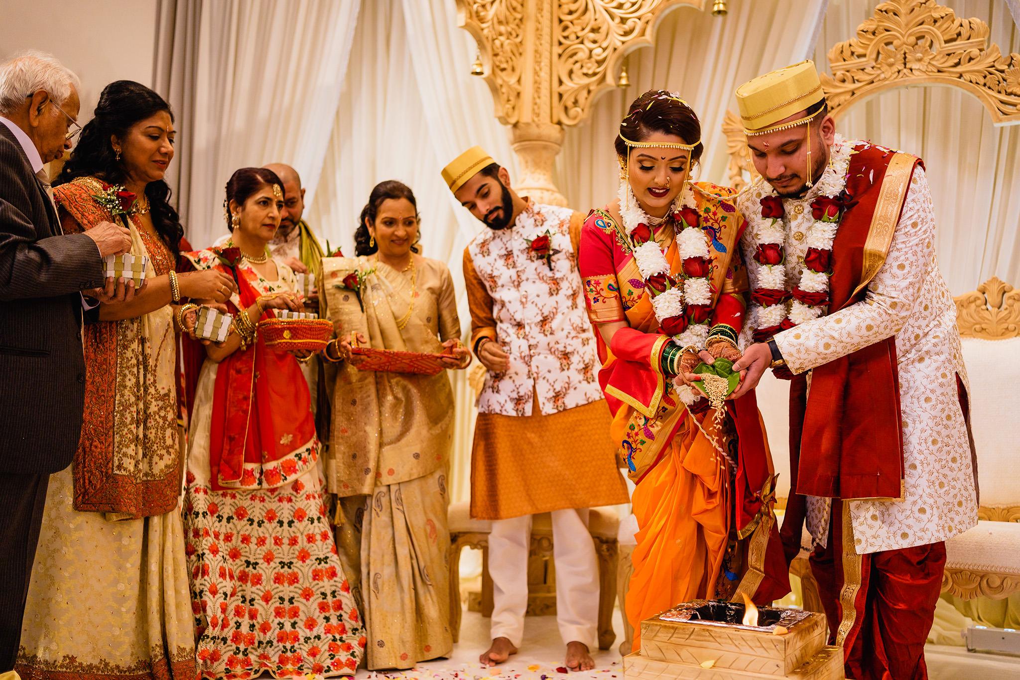 Wedding ceremony documentary