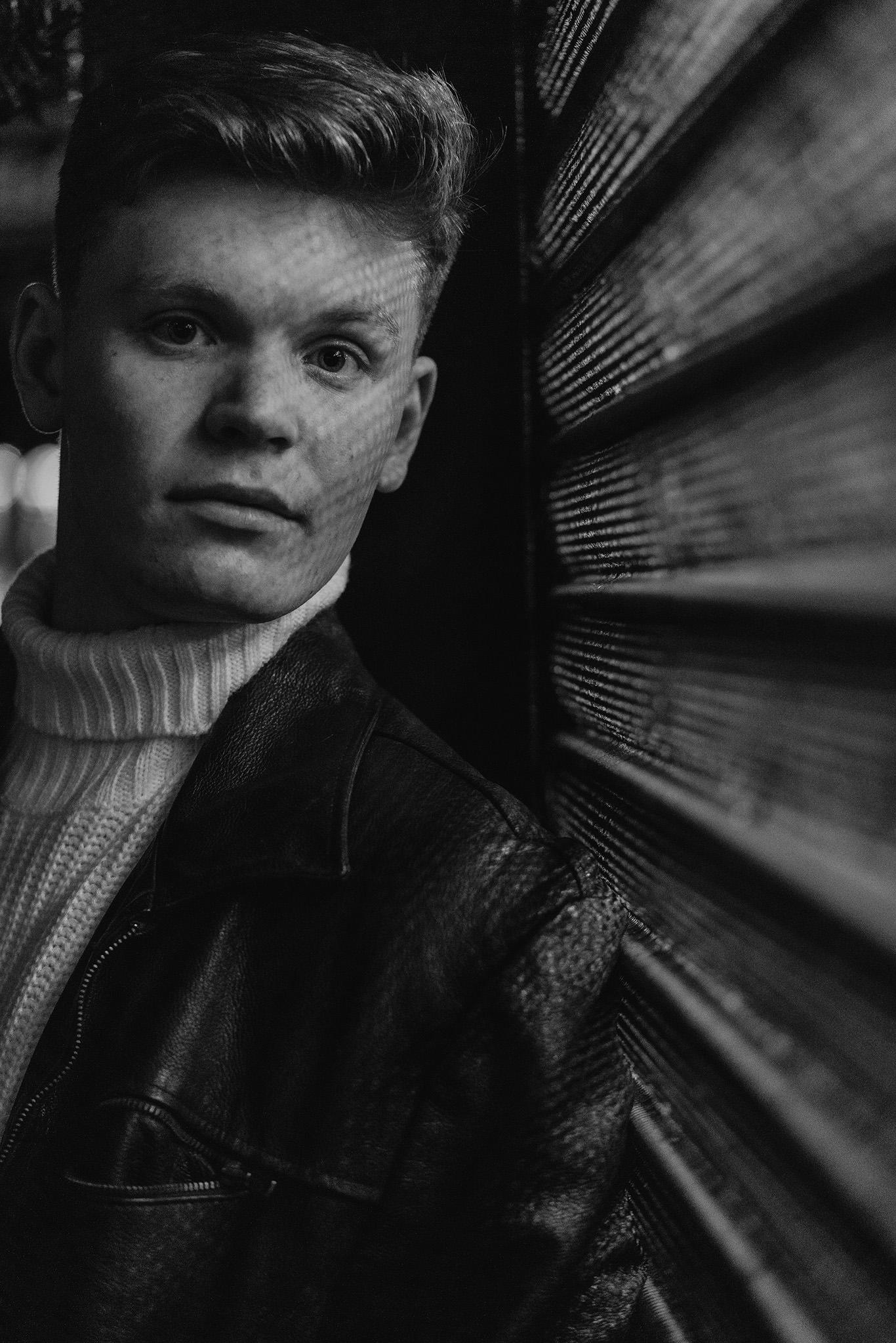 actor portrait shoot