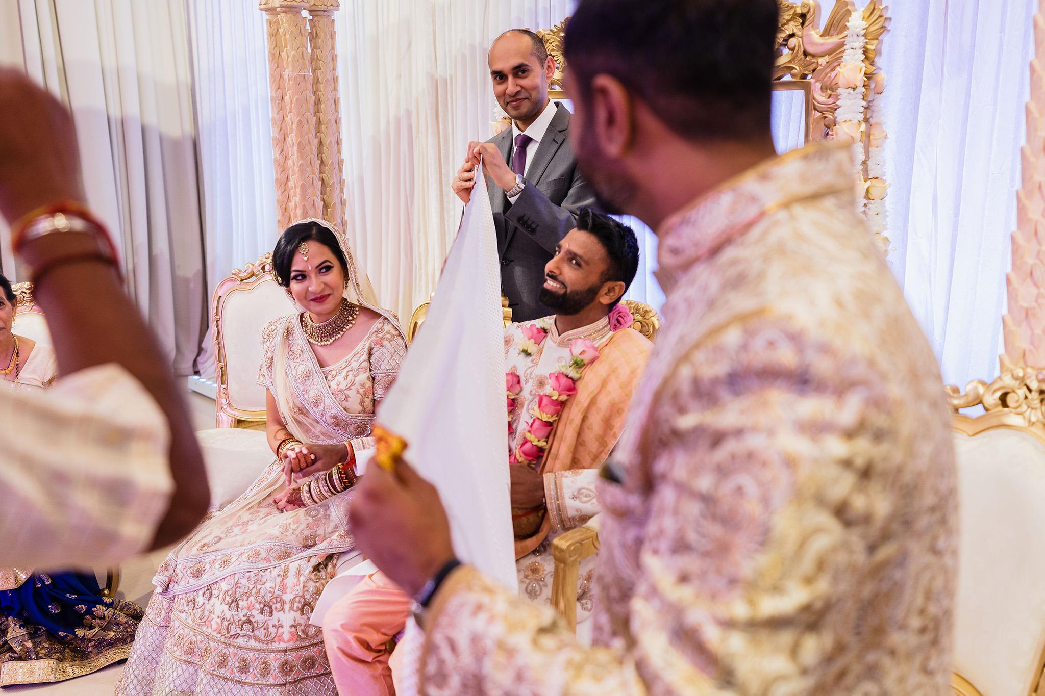 hindu wedding natural photography