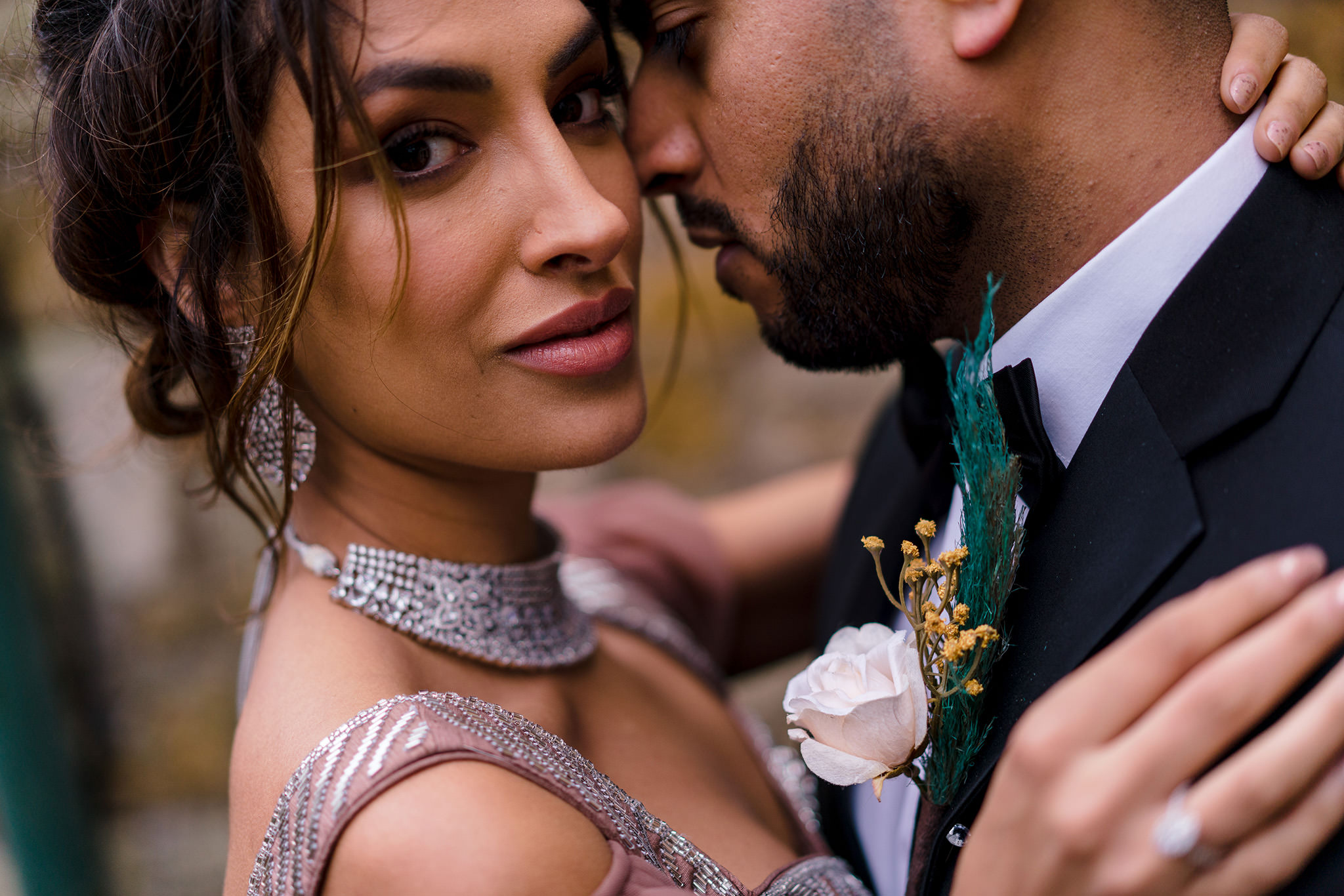 posed styled shoot