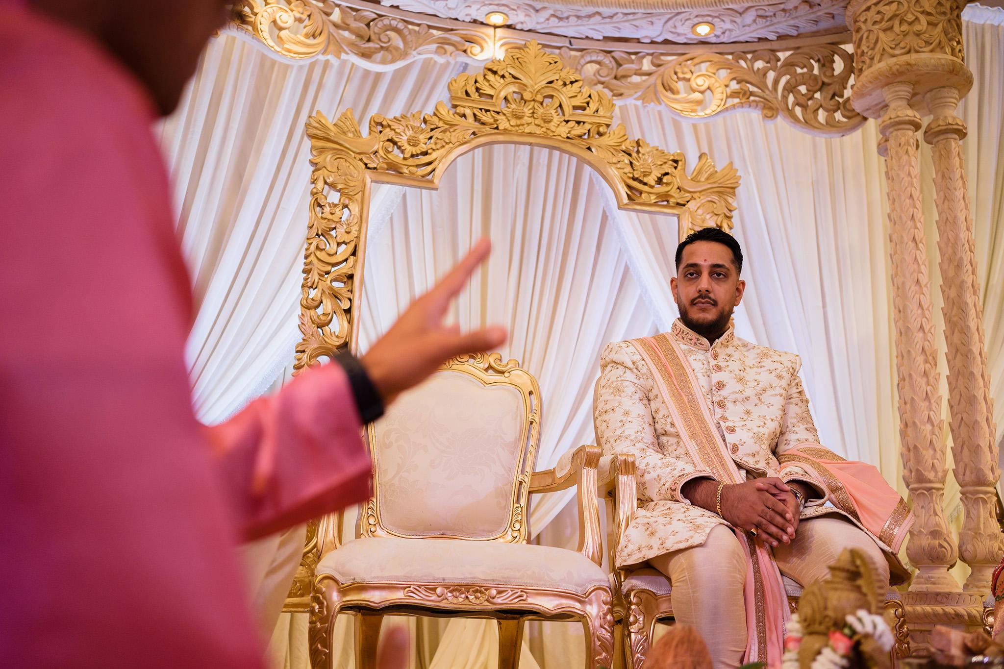natural hindu wedding photography